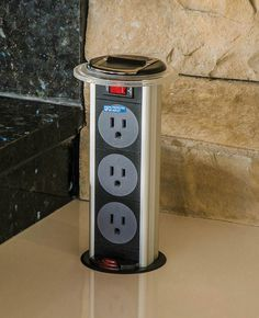 Amazing Genius Electrical Outlet In Countertop