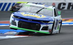 Charlotte Roval TV Schedule: October 2020 (NASCAR Weekend) Racing News, Nascar Racing, Nascar Tv, Auto Racing, Chase Elliott Nascar, Tin Shed, Sports App, Tv Schedule, Motor Speedway