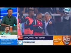 Zeca confirma que vai para o Flamengo, Rueda segue no mistério com seleç...