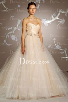 Romantic Luxurious Princess Gown Sweetheart Flowers Dress