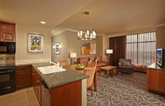 Hotel Deal Checker - Hilton Grand Vacations Suites on the Las Vegas Strip