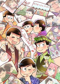 Osomatsu-san The Matsu Shoujo, Hot Anime Boy, Anime Love, Anime Characters, How To Draw Sans, Gakuen Babysitters, Pine, Fan Art, Geek Stuff