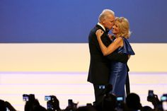 They didn't have a fairy-tale romance—and at times their lives have been shaken by unthinkable tragedy—but Joe and Jill Biden's love story is a beautiful one.