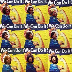 El blog del ciclo 2: Homenaje a nuestras compañeras por el Día de la Mujer Trabajadora