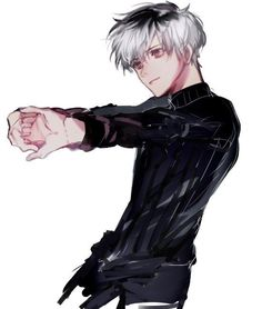Find images and videos about anime, manga and tokyo ghoul on We Heart It - the app to get lost in what you love. Kaneki Kun, Ken Kaneki Tokyo Ghoul, Kaneki Fanart, Anime Guys, Manga Anime, Anime Art, Ayato Kirishima, Kendo, Fan Art