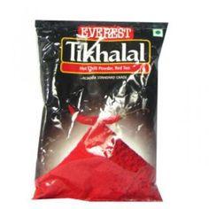 Spices / Masala : Everest Powder - Tikhalal Chilli