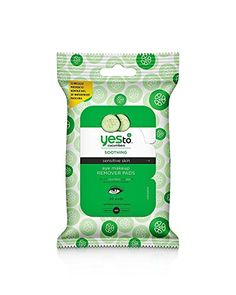Yes To Cucumbers Eye Makeup Remover Pads 20 Ct  FREE Curad Dazzle Bandages 25 Ct ** You can get more details by clicking on the image.(This is an Amazon affiliate link and I receive a commission for the sales)