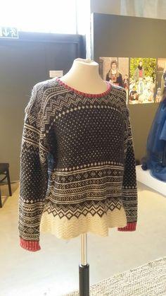 Knitting Projects, Knitting Patterns, Winter Blouses, Fair Isle Knitting, Bunt, Knitwear, Winter Outfits, Knit Crochet, Sweaters