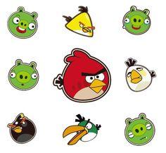 Tons of Angry Bird Stuff