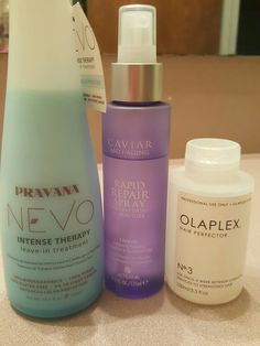 Best products hands down for damaged hair