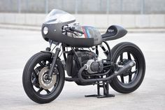 BMW SCHIZZO® Cafe Racer - WalzWerk #motorcycles #caferacer #motos | caferacerpasion.com