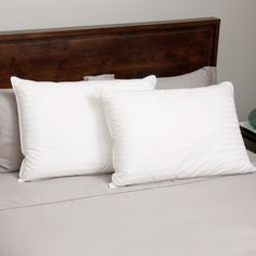 My favorite Alternative Down Pillows that Target doesn't have any more   Set of 2   $31.49  OVERSTOCK.com