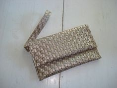 Gift for bridesmaids!  Wristlet by AnnabelleMB on Etsy, $14.00
