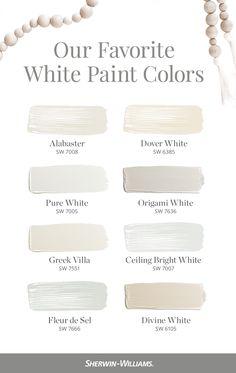 Farmhouse Paint Colors, Exterior Paint Colors, Paint Colors For Home, Natural Paint Colors, Off White Paint Colors, Nursery Paint Colors, Light Paint Colors, Room Colors, Wall Colors