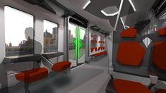 Alstom Deconstruccio - A Train for Catalonia Guido Dodero and Ruben Oya