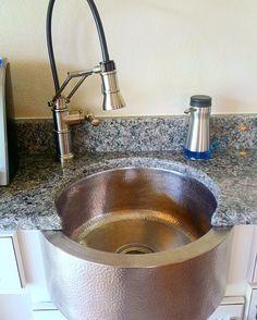 Native Trails Olivos Concrete Bar Sink In Slate | Kitchen U0026 Bar Sinks |  Pinterest