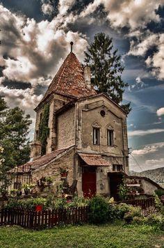 Sighisoara, Romania my favorite medieval town in Romania