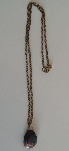 """#Halskette """"pórfido de cuarzo"""" #Halsschmuck #Rhyolith #Mode #Antiaging  #Collar """"#pórfido de cuarzo"""" #joya  #Necklace """"pórfido de cuarzo"""" #jewellery Jasmin, Pendant Necklace, Chain, Mother Nature, Egypt, Lanterns, Handmade, Ootd, Candles"""