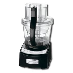 Personal Edge : Cuisinart Elite Collection 12-cup Food Processor FP12BKC