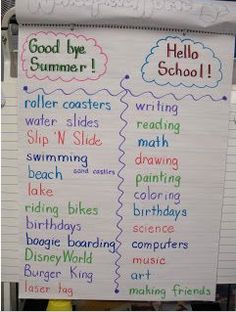 First Grade Smiles: Back to School is coming!!!