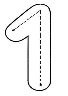 Carteles numeros asamblea Preschool Writing, Numbers Preschool, Preschool Learning Activities, Learning Numbers, Math Numbers, Kindergarten Worksheets, Preschool Activities, Teaching Kids, Kids Learning