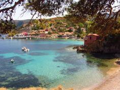 GREECE - KEFALONIA ISLAND - ASSOS VILLAGE/ΕΛΛΑΔΑ - ΚΕΦΑΛΟΝΙΑ - ΑΣΣΟΣ