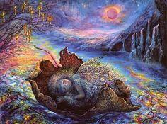 Siedi qui in Paradiso – Andiamo oltre la realtà materiale con questa suggestiva poesia Sufi | IL MONDO DI ORSOSOGNANTE