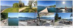 Ispra, Lake Maggiore Italy - holiday villas, houses and apartments Lake Maggiore Italy, Italy Holidays, Villas, Apartments, Houses, Vacation, Inspiration, Homes, Biblical Inspiration