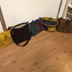 Gemaakt op de workshop tassen van Kurkleer zie voor de volgende workshop op www.corkonline.nl