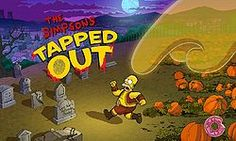 The Simpsons: Tapped Out Halloween 2013 content update - Wikisimpsons, the Simpsons Wiki.