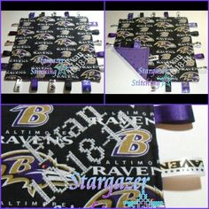"""Personalized Taggie Blanket: """"Evan 10-18-14"""" ~Size: approx. 12"""" x 12""""  ~Fabric: Cotton (front), Minky (back)"""