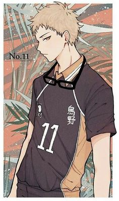Read Tsukishima Kei x male reader from the story Haikyuu! karasuno, one-shots, lectora. Haikyuu Tsukishima, Haikyuu Fanart, Haikyuu Anime, Nishinoya, Kuroo, Haikyuu Wallpaper, Cute Anime Wallpaper, Manga Anime, Anime Art