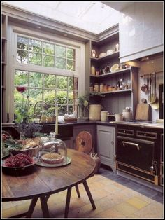 http://contentinacottage.blogspot.com/2012/10/a-fine-kitchen.html
