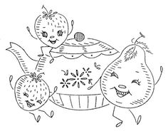 Flickr: The Vintage Embroidery Patterns Pool - hundreds. I love this.