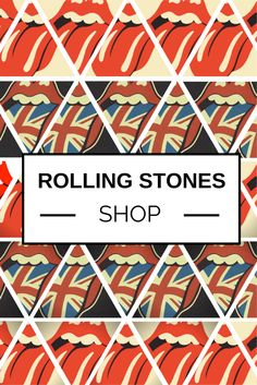 Rolling Stones Shirts & Merch - Official Rolling Stones Gear Is Right Here! - http://www.bandtees.com/brands/Rolling-Stones.html?sort=bestselling