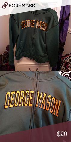 George Mason University Jacket Unisex jacket. Little big on me and I normally wear smalls. I liked it big. Jackets & Coats