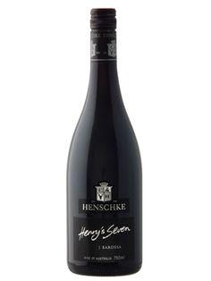 Henschke 2010 Henry's Seven Shiraz Grenache Viognier
