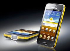 One of the most amazing news that came out from last month's Mobile World Congress in Barcelona is Samsung Galaxy Beam.
