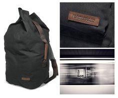 Un rucsac care se transformă în geantă de voiaj la nevoie.  EASTPAK PLISTER =>http://fon.yt/s
