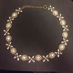 Vintage necklace great for a wedding Too pretty new with dust bag Jewelry Necklaces