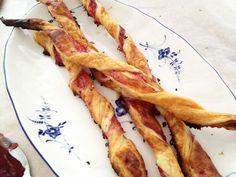 Tirabuzones de frambuesa recetas rápidas postres recetas postres hojaldre recetas fáciles postres recetas delikatissen postres mermelada postres frambuesa