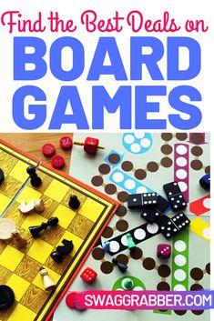 board games black friday 2020