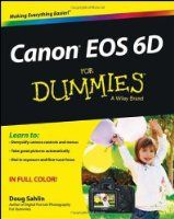 Canon EOS 6D For Dummies - Free eBook Share