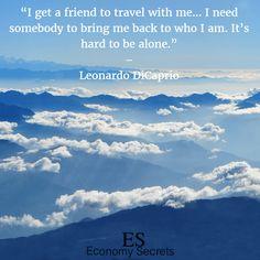 Leonardo DiCaprio Quotes 15