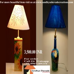 Select From A wide Range Of Trendy & Latest Collection #Lampshades now for upcoming #festival.Book Ur order soon for more Details call +91-9967289216