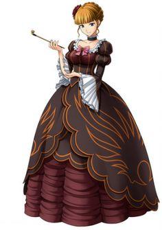 Anime/manga/game: Umineko No Naku Koro Ni Character: Beatrice