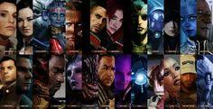 Mass Effect gang