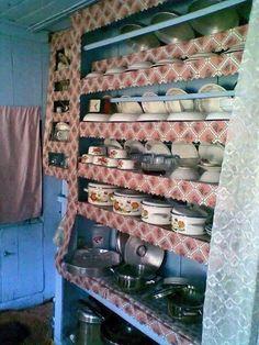 Eskiden ankastre mutfak mı vardı