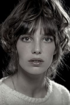The amazing Jane Birkin • HAIR •