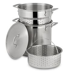 All-Clad 12-Quart Stainless Steel Multi-Cooker